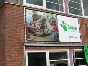 Banieren, spandoeken, geveldoeken laten maken bij Sign Vision in Wormerveer