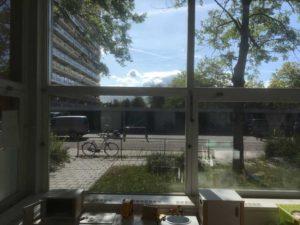 One-way-vision folie op ramen laten aanbrengen door Sign Vision Reclame