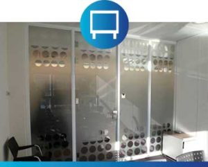 Glas- en raamfolie aanbrengen